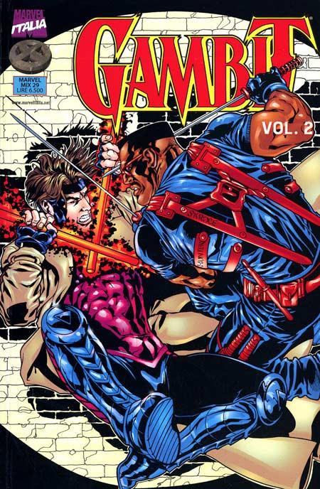 Gambit vol. 2