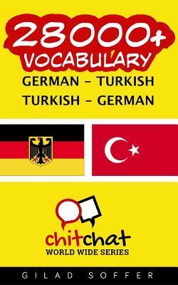 28000+ German Turkish Turkish-german Vocabulary