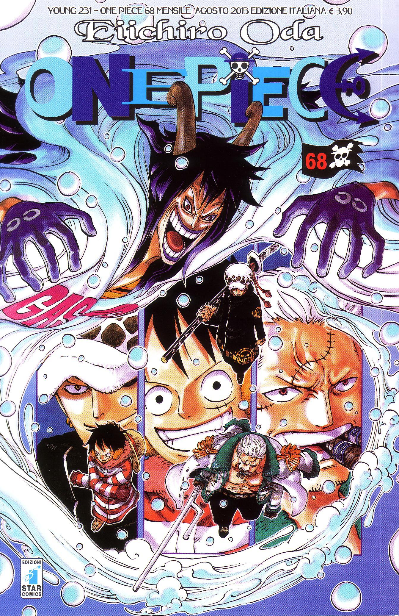 One Piece vol. 68