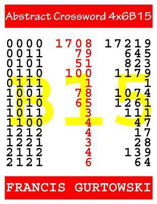Abstract Crossword 4x6b15