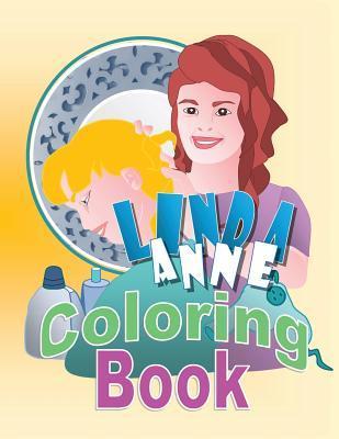 Linda Anne Coloring Book