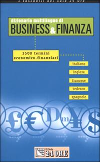 Dizionario multilingue di business & finanza