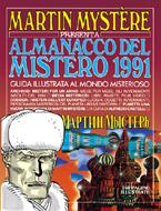 Martin Mystère: Almanacco del mistero 1991