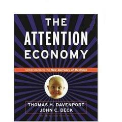 L' economia dell'attenzione
