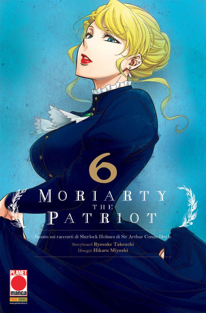 Moriarty the Patriot vol. 6