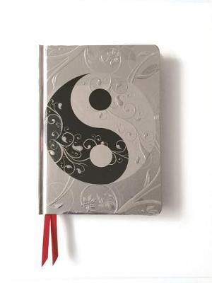 Yin and Yang - Contemporary Foiled Journal