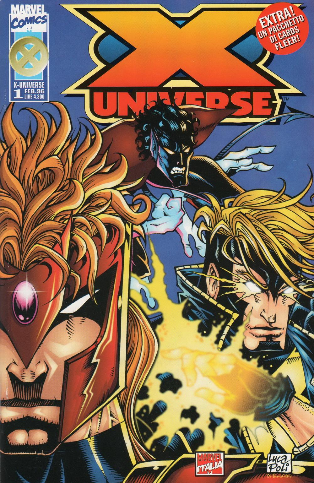 X-Universe n. 1