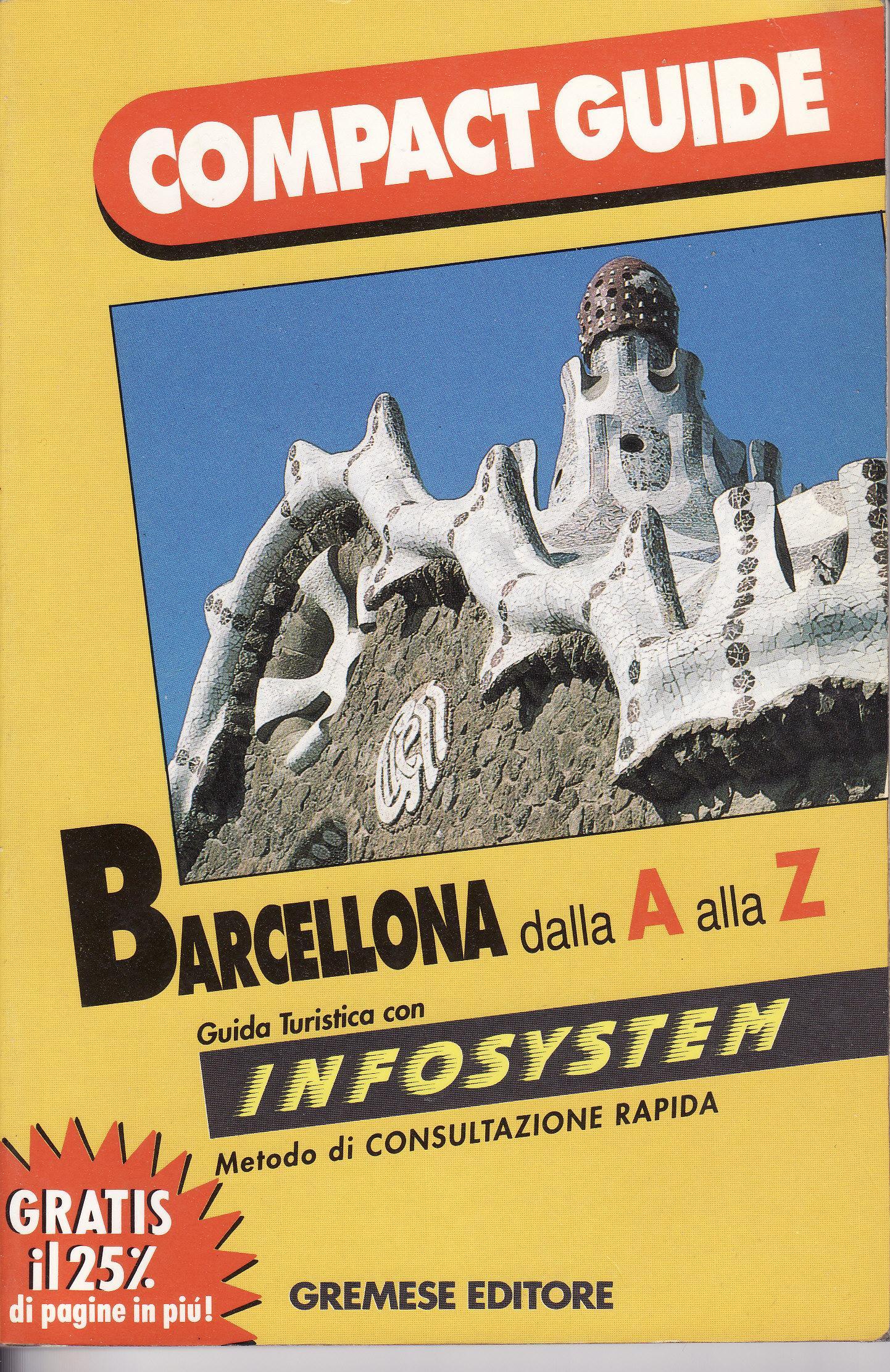 Barcellona dalla A alla Z