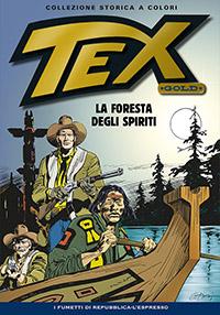 Tex collezione storica a colori Gold n. 30