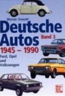 Deutsche Autos 1945-...