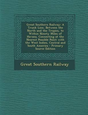 Great Southern Railway