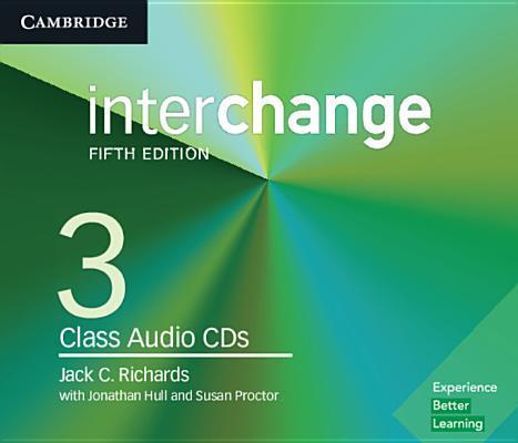 Interchange. Level 3. Class Audio