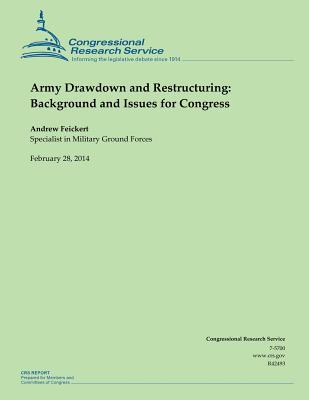 Army Drawdown and Restructuring