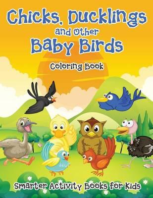 Chicks, Ducklings and Other Baby Birds Coloring Book