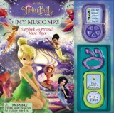 Tinker Bell My Music MP3 Player, Storybook and Personal Music Player