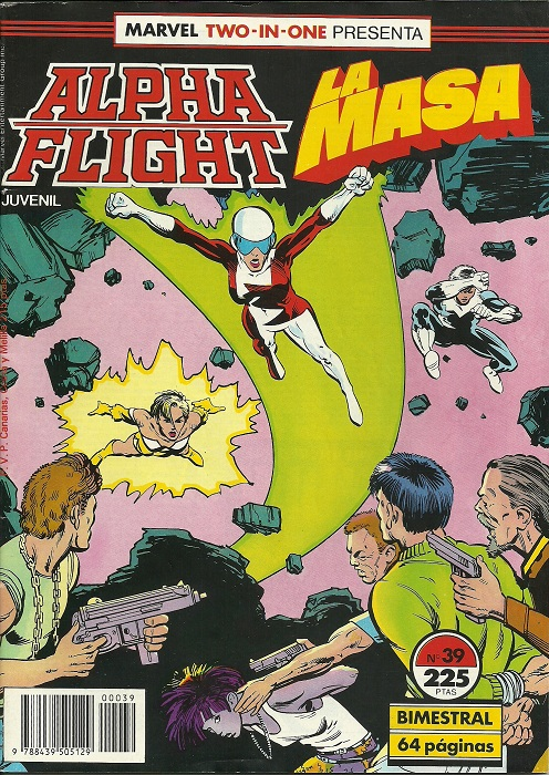 Alpha Flight #39