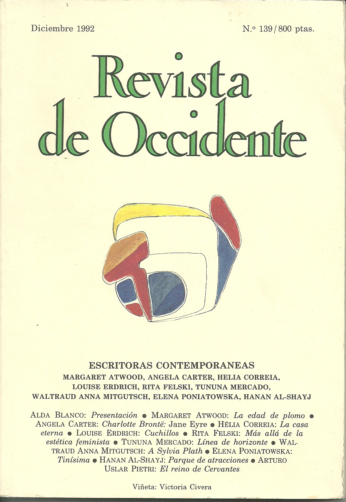 Revista de Occidente...