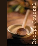 Wooden Spoon Large Recipe Journal