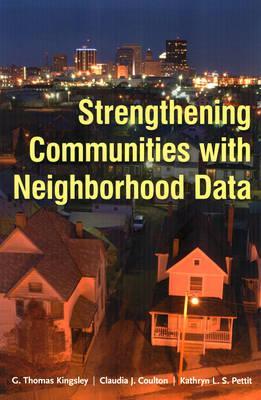 Strengthening Communities With Neighborhood Data