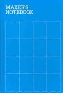 Maker's Notebook