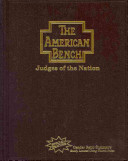 The American Bench 2009