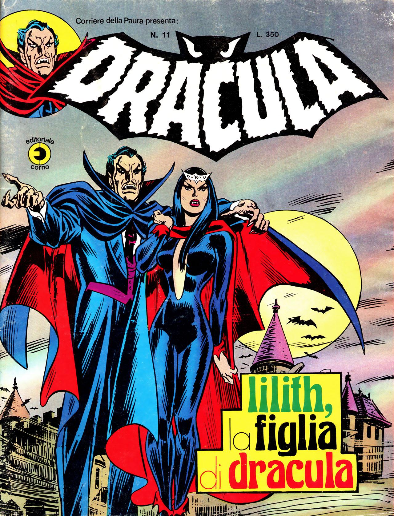 Dracula n. 11