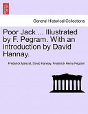 Poor Jack Illustrated by F Pegram with an Introduction by David Hannay