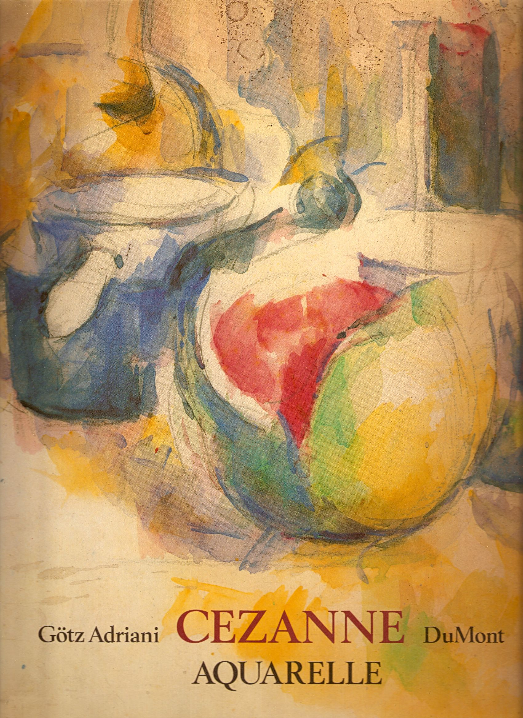Paul Cézanne, Aquarelle