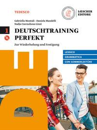Deutschtraining perfekt. Zur wiederholung und Festigung. Sommerlektüre. Per le Scuole superiori. Con e-book. Con espansione online. Con CD-Audio