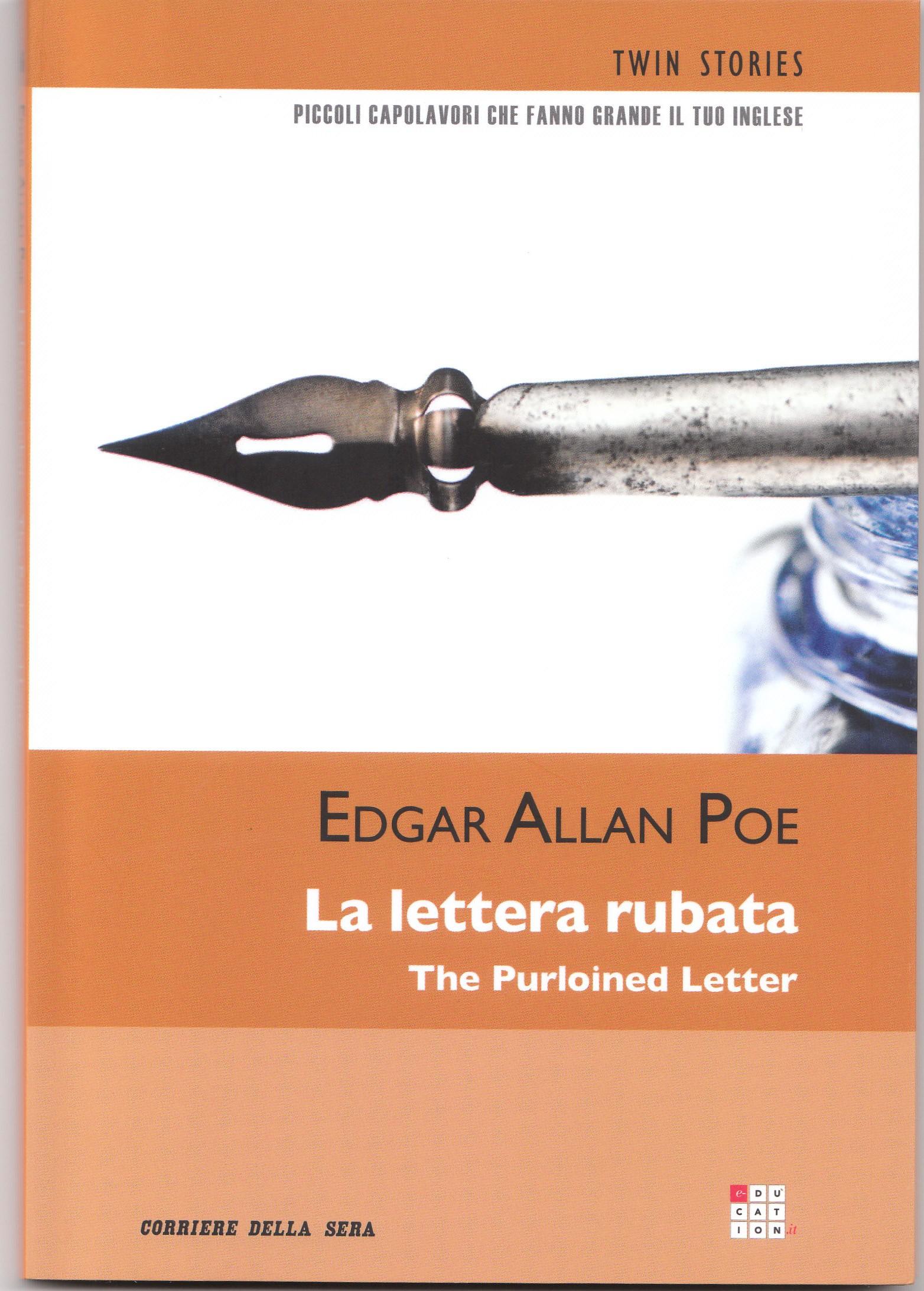 La lettera rubata / The Purloined Letter