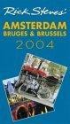 Rick Steves' Amsterdam, Bruges, and Brussels 2004