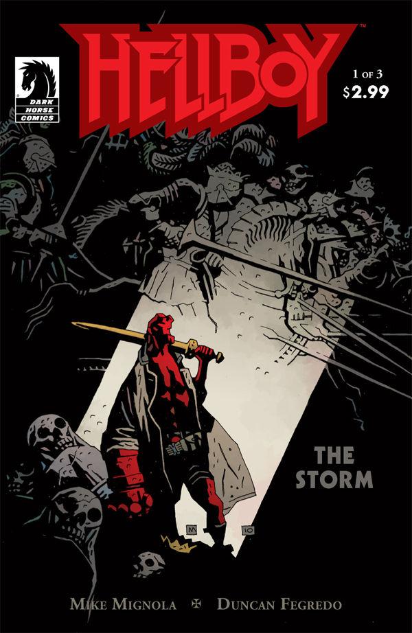 Hellboy: The Storm #...