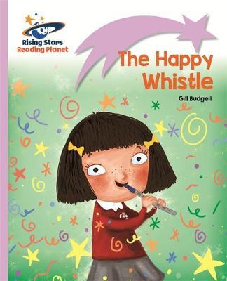 Reading Planet - The Happy Whistle - Lilac