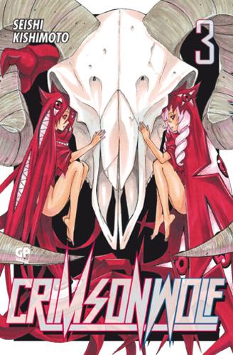 Crimson Wolf vol. 3