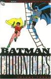Batman Chronicles, Vol. 03