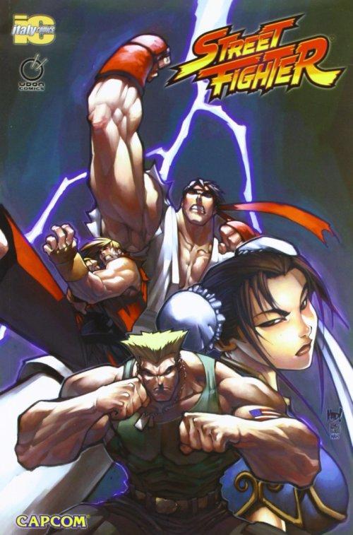 Street Fighter vol. ...