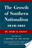 The Growth of Southern Nationalism, 1848-1861