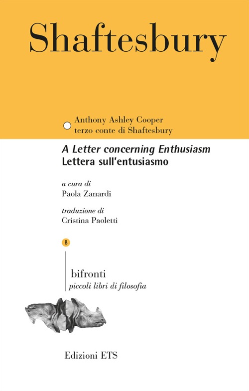 Lettera sull'entusiasmo