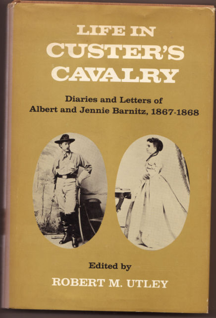 Life in Custer's Cavalry