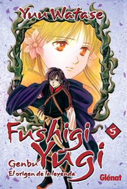 Fushigi Yûgi: Genbu, el origen de la leyenda #5 (de 12)