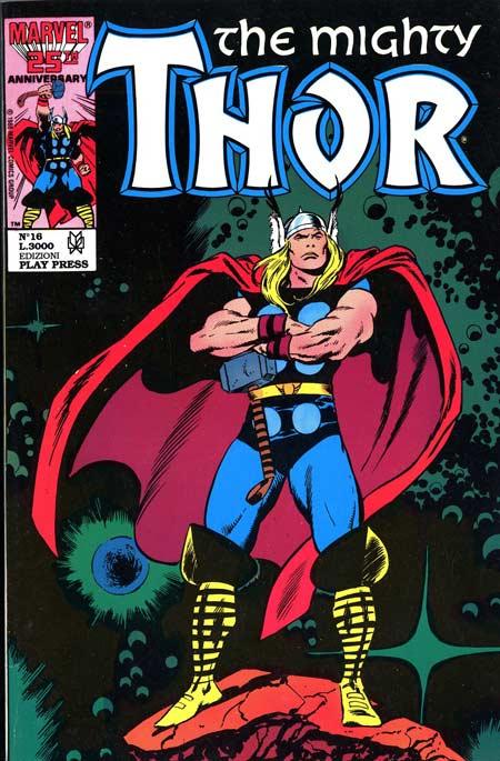 Thor n. 16
