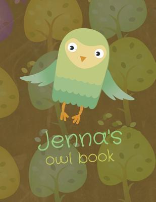 Jenna's Owl Book