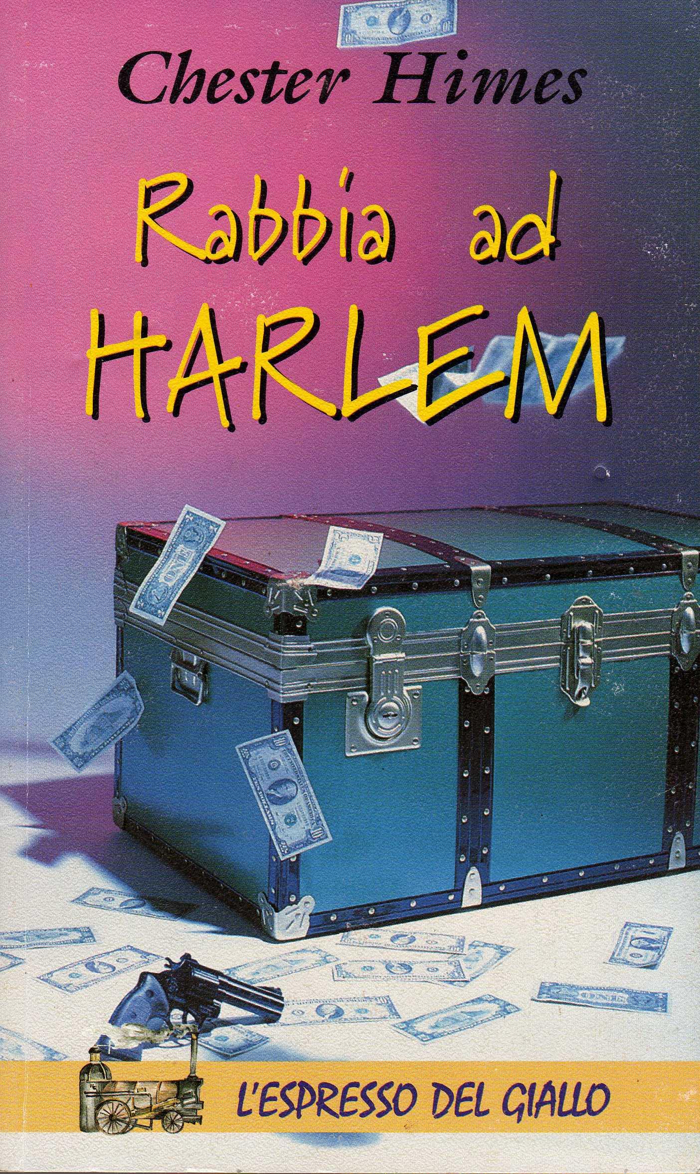 Rabbia ad Harlem