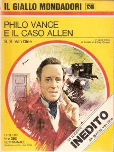Philo Vance e il cas...