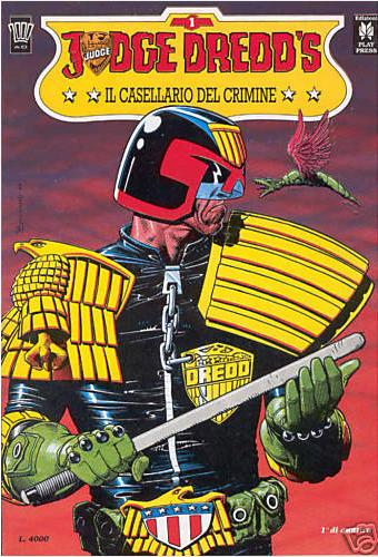 Judge Dredd: Il case...