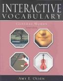 Interactive Vocabulary, Second Edition