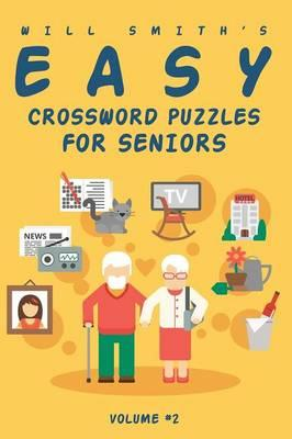 Will Smith Easy Crossword Puzzle for Seniors - Volume 2