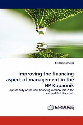 Improving the financing aspect of management in the NP Kopaonik