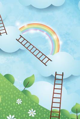Under the Rainbow Blank Book