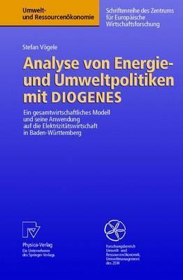 Analyse Von Energie- Und Umweltpolitiken Mit Diogenes